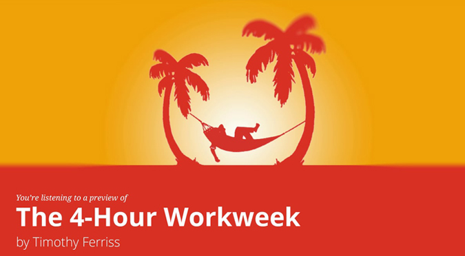 4 hour workweek cover photo