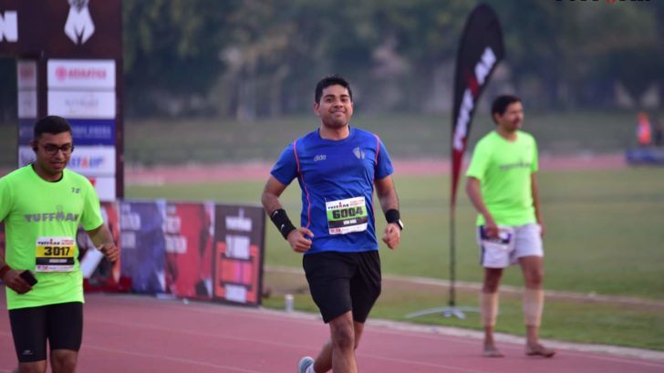 Tuffman stadium run Chandigarh